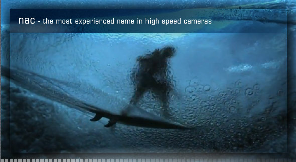 nac - the most experienced name in high speed cameras
