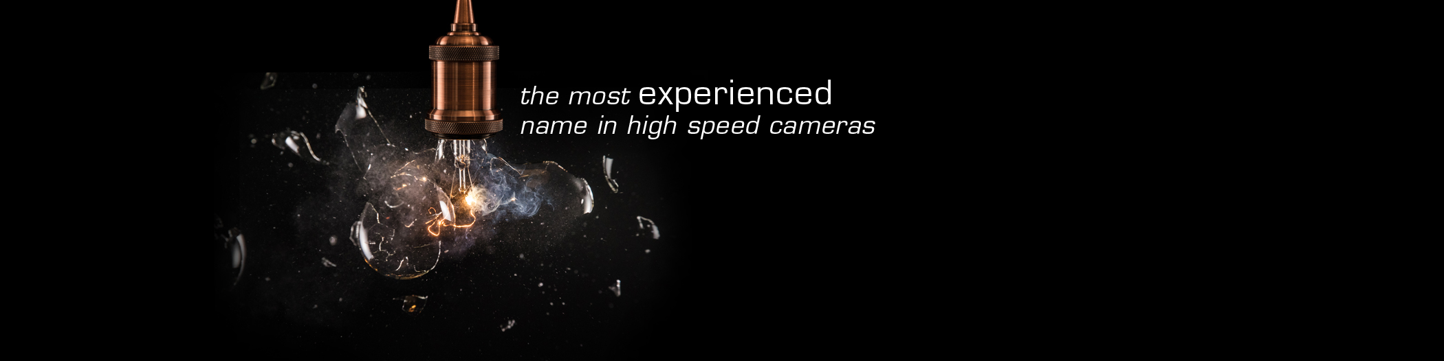 nac: The most experienced name in high speed cameras