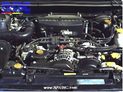 Automobile Engine Vibration HS Video