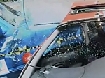 Onboard a Car Crash