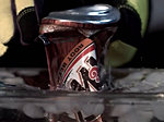 Imploding Can in Super Slow Motion