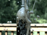 Mentos and Coke Incredible Ultra Slow Motion Hi Def Video