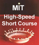 MIT High-Speed Photography and Videography for Motion Analysis