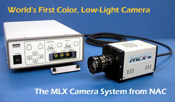 nac low light High Speed Video camera system