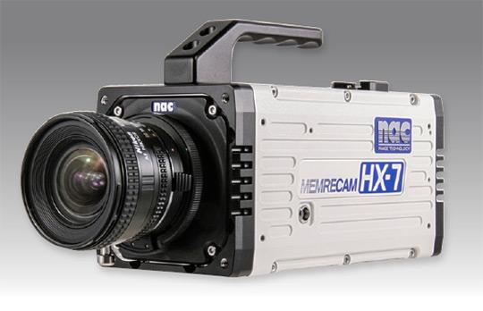 Recent News » nac High Speed Camera Systems