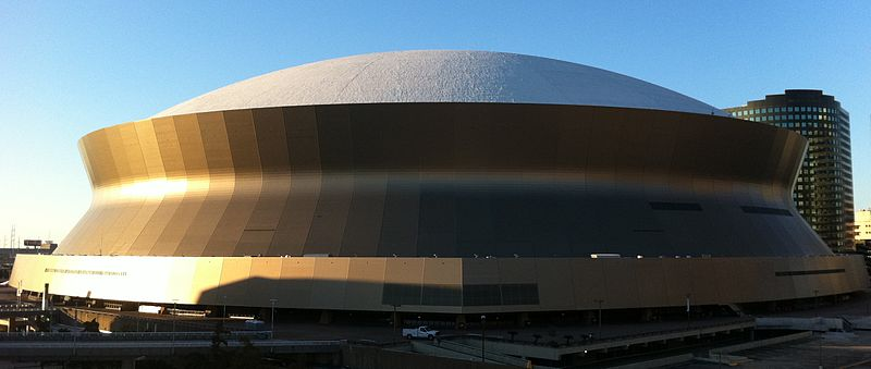 The Mercedes Benz Dome