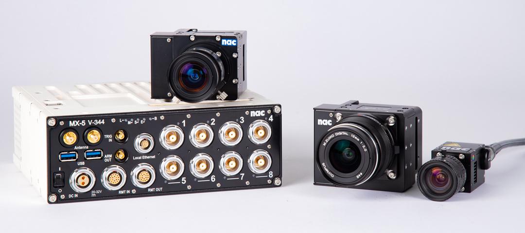 nac MEMRECAM MX High Speed Camera Systems